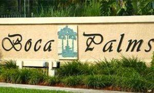 Boca Palms